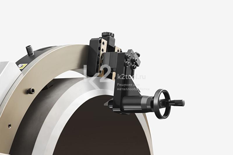 Приспособление для расточки труб к разъёмному труборезу TVS-377