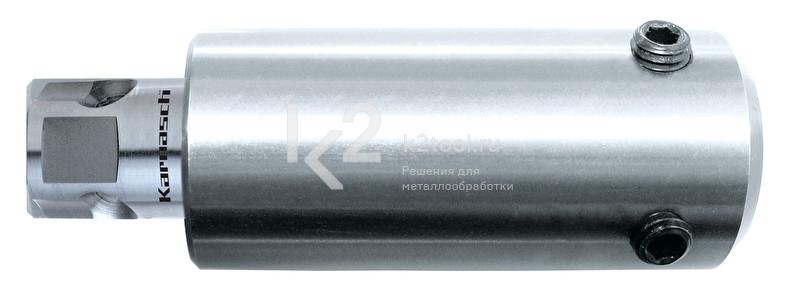 Удлинитель для корончатых сверл с хвостовиком Nitto / Universal 19 мм Karnasch арт. 20.1409