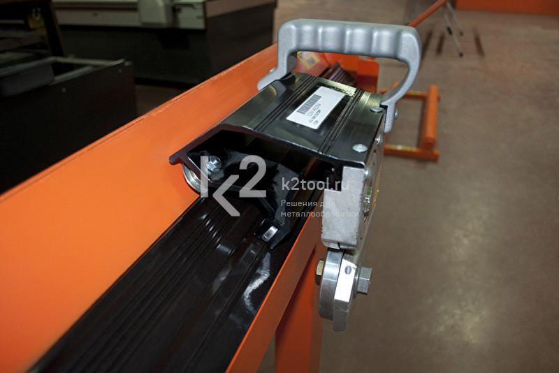 Станок для поперечного раскроя рулонного металла Stalex 1250