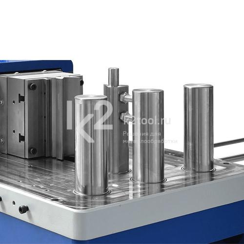 Пресс горизонтальный гибочный с ЧУ RHTC 28 TON HB-28