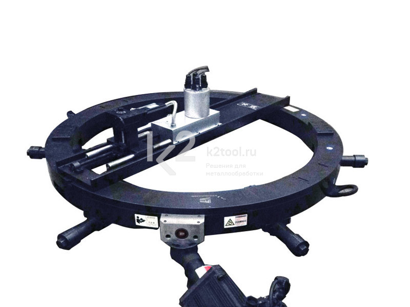 Машина для обработки фланцев с ЧПУ AOTAI SSYO