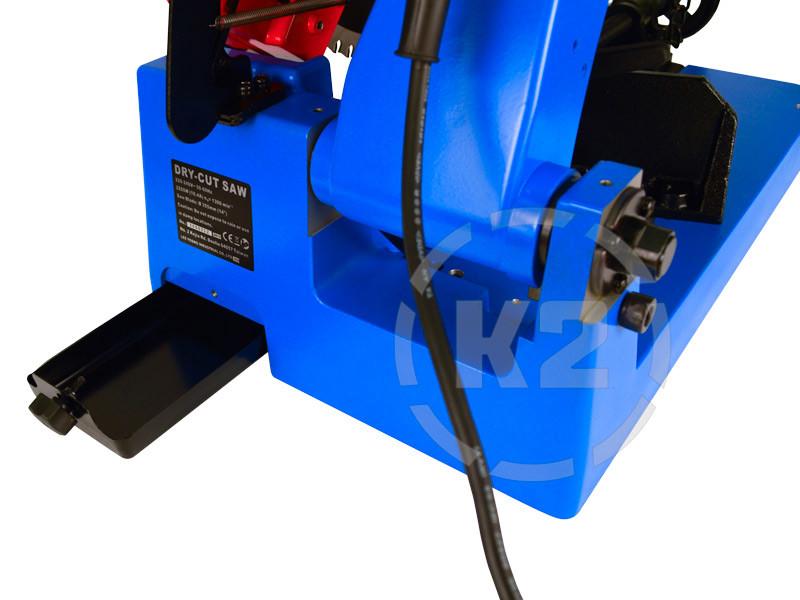 Маятниковая пила по металлу AGP Power Tools DRC355 вид сзади