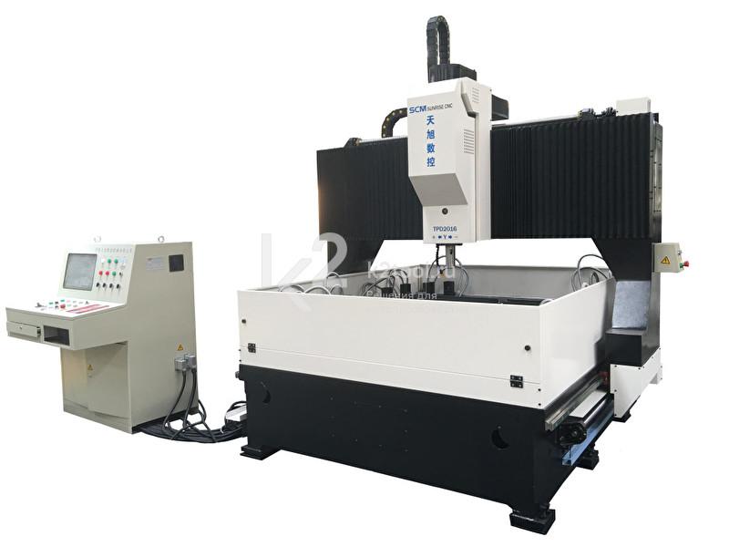 Сверлильный станок с ЧПУ для обработки листовых заготовок TPD2012/TPD2016/TPD3016