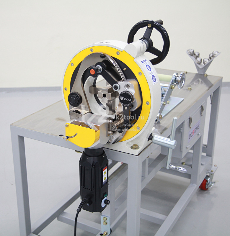 Стол для установки орбитального трубореза S-150LT