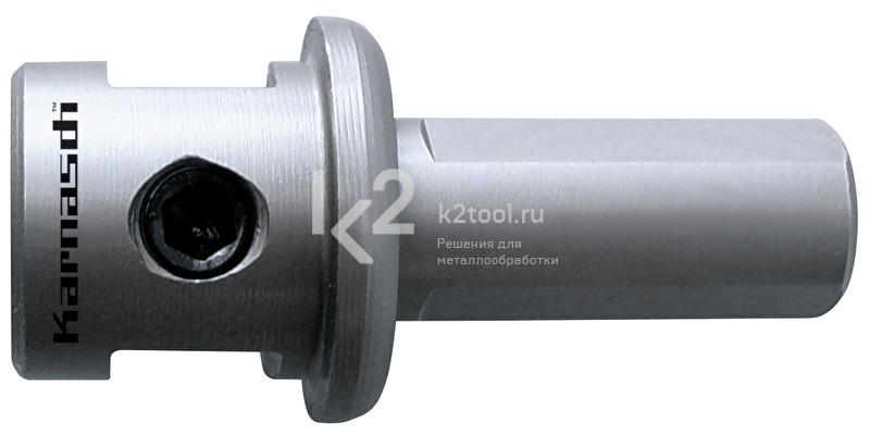 Шестигранный адаптер Karnasch, арт. 20.1137 - 13 мм