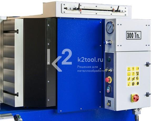 Горизонтальный гидравлический пресс RHTC HV-300
