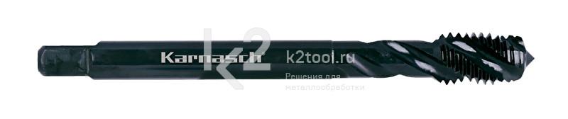 Метчики из стали HSSE-V3, для глухих отверстий, Karnasch, арт. 20.2050