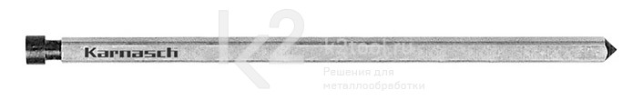 Выталкивающий штифт 7,98x190 мм, Karnasch, арт. 20.1423