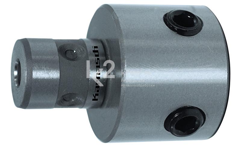 Переходник Karnasch с Fein Quick-In 18 мм на Weldon + Nitto / Universal 19 мм, арт. 20.1161