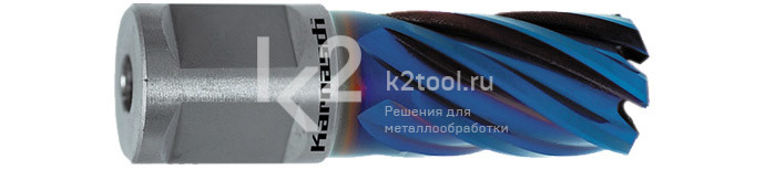 Корончатые сверла серии Blue-line Pro