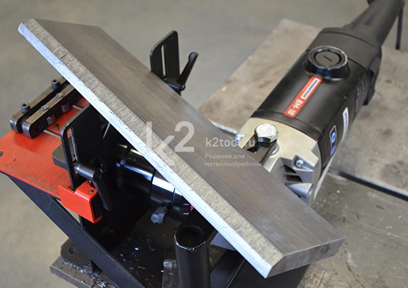 Ручной электрический фаскосниматель Promotech ВМ-18
