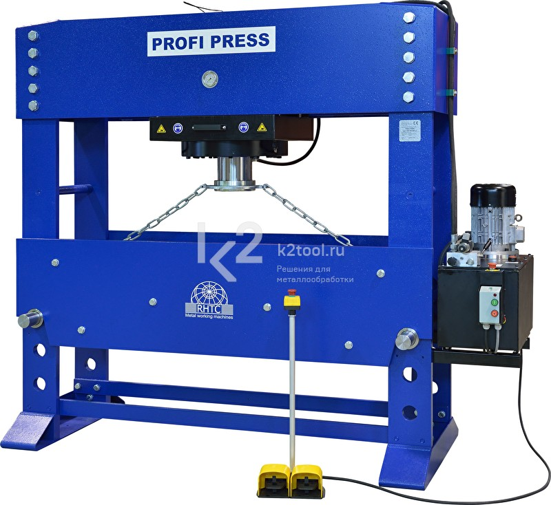 Гидравлический пресс RHTC 300 TON M/H-M/C-2 (D=1750)