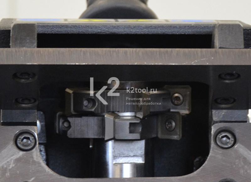 Две сборные фрезерные головки ручного кромкореза BM-20 plus
