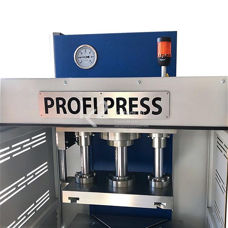 Гидравлический пресс с С-образной жесткой станиной RHTC PPCM-100 (CM-100)