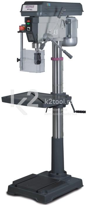 Вертикально-сверлильный станок Optimum B33Pro