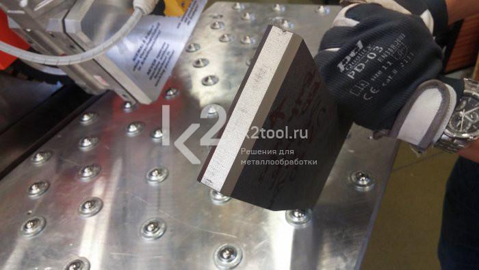 UZ-30 - скашивание
