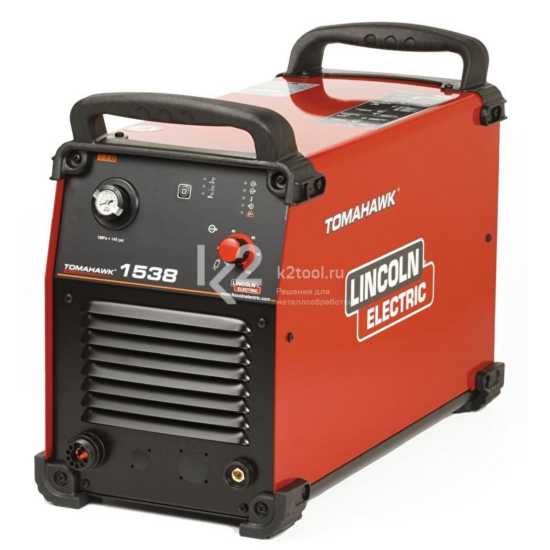 Источник плазменной резки Lincoln Electric Tomahawk 1538