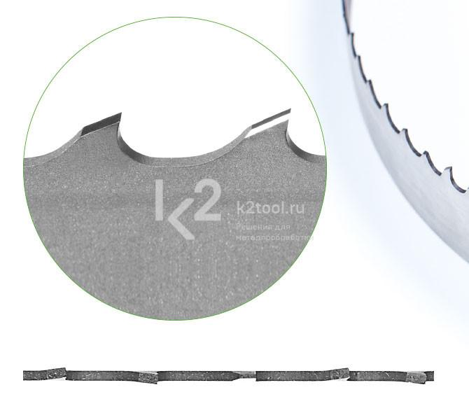 Биметаллические ленточные пилы Honsberg Radial, артикул 700750