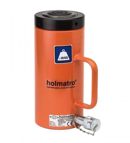 Домкрат Holmatro HJ 50 G 15 SN с блокировочной гайкой и гравитационным возвратом