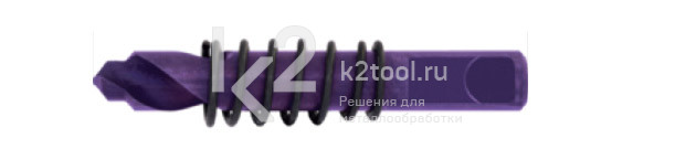 Сверло пилотное с пружиной для коронок Karnasch, арт. 20.1116