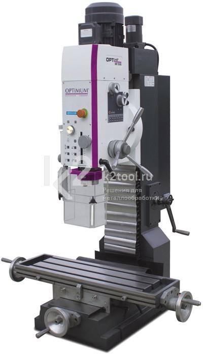 Настольный фрезерный станок Optimum MH50V/MH50G