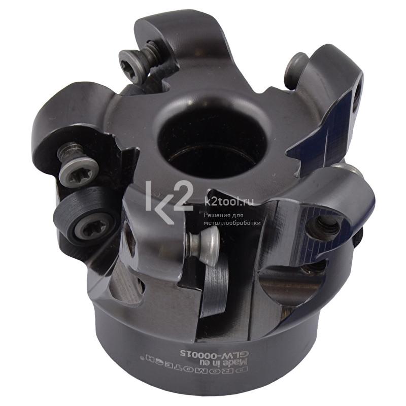 Головка фрезерная для J-фаски R8 для Promotech ABM-28