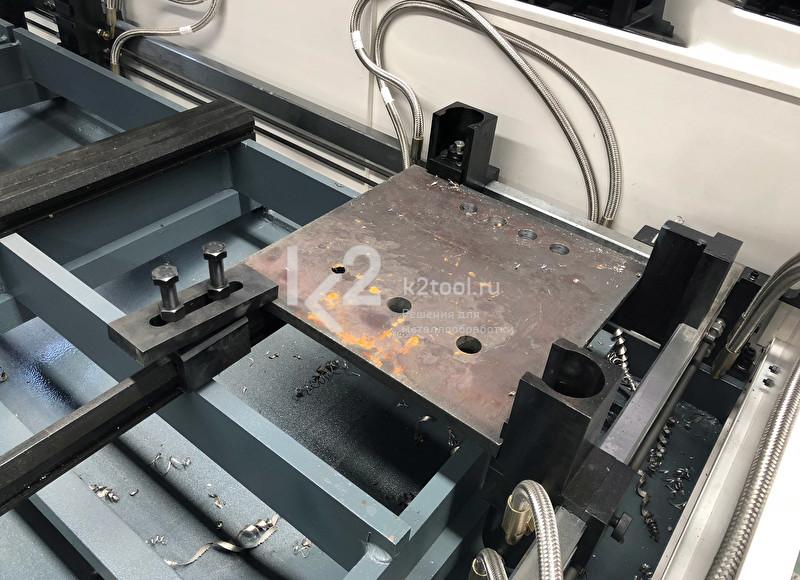 Высокоскоростной координатно-сверлильный станок с ЧПУ TPHD1616/TPHD2016