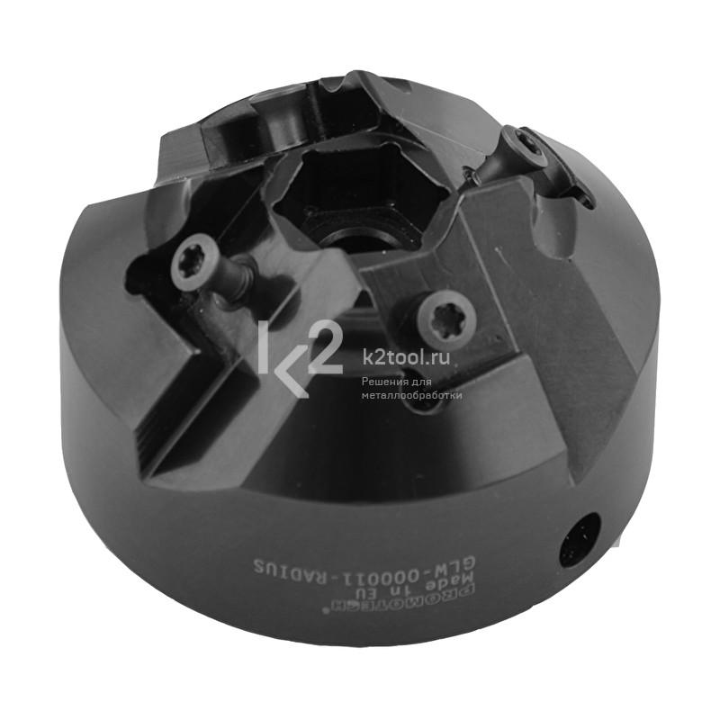 Головка фрезерная радиусная для кромкореза BM-16