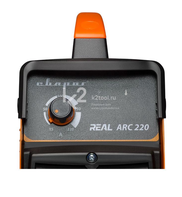 Сварочный инвертор Сварог REAL ARC 220 (Z243N)