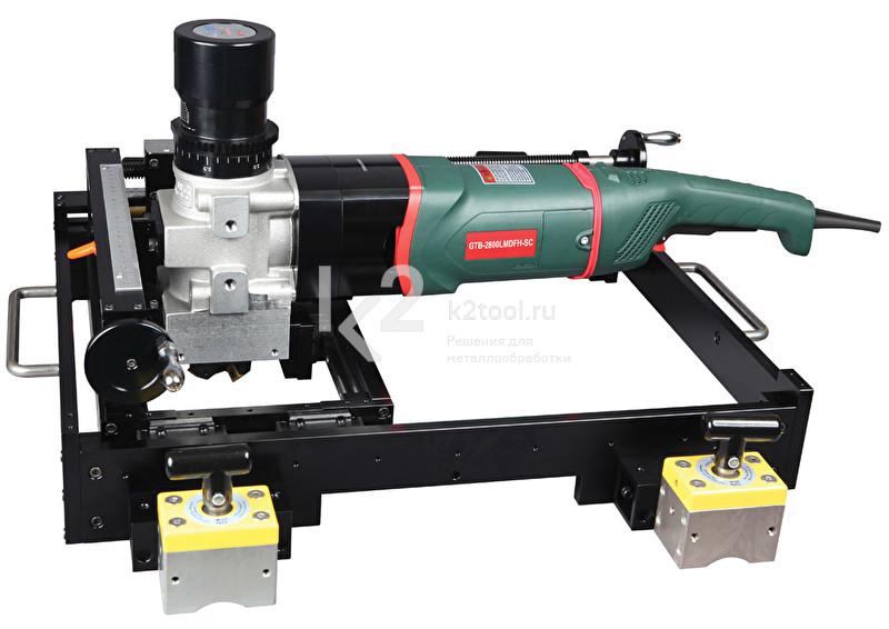 Ручной фрезер для зачистки сварных швов Chamfo GTB-2800LMDFH-SC