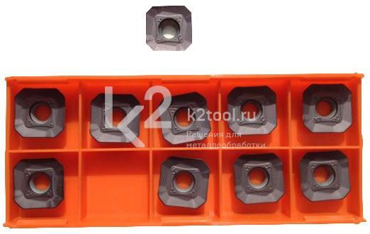 Пластины твердосплавные режущие для кромкореза NKO UZ-50