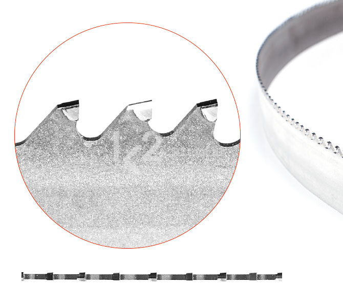 Ленточные пилы с твердосплавными напайками Honsberg Sinus TSN ENR, артикул 800350