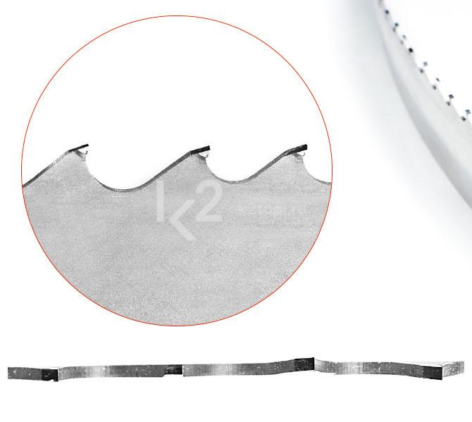 Ленточные пилы с твердосплавными напайками Honsberg Sinus SET, артикул 800600
