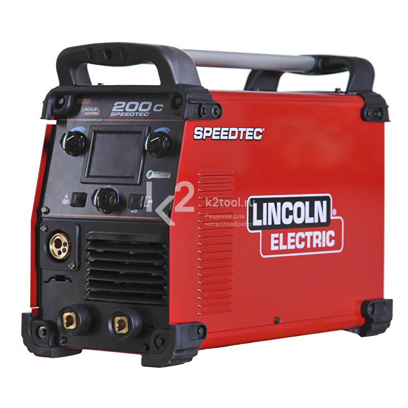 Сварочный инвертор Lincoln Electric Speedtec 200C