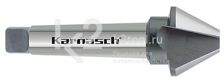 Коническая зенковка из быстрорежущей стали XE, Karnasch арт. 40.4035