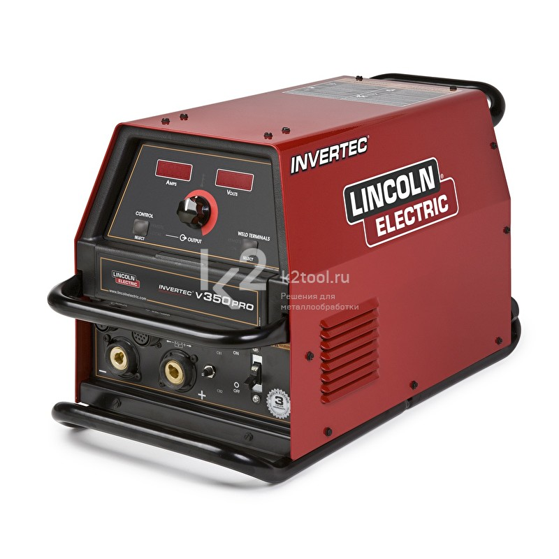 Сварочный инвертор Lincoln Electric Invertec V350-PRO
