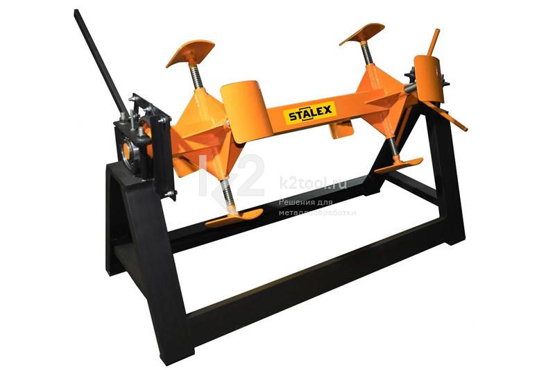 Разматыватель (размотчик) рулонного металла Stalex РМ-1250