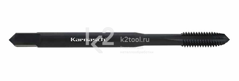Метчики из стали HSSE-V3, для сквозных отверстий, Karnasch, арт. 20.2340