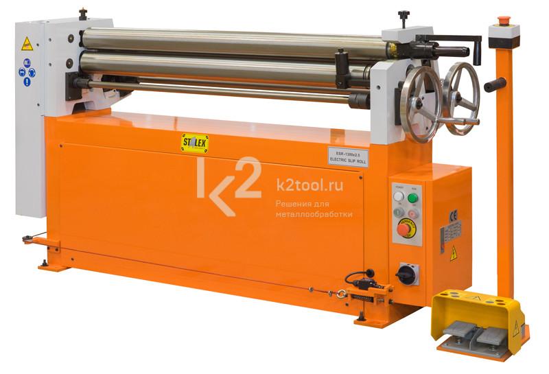Электромеханический вальцовочный станок Stalex ESR-1300x4.5