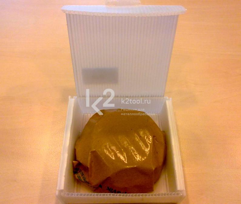 Упаковка для фрезы по металлу ECO