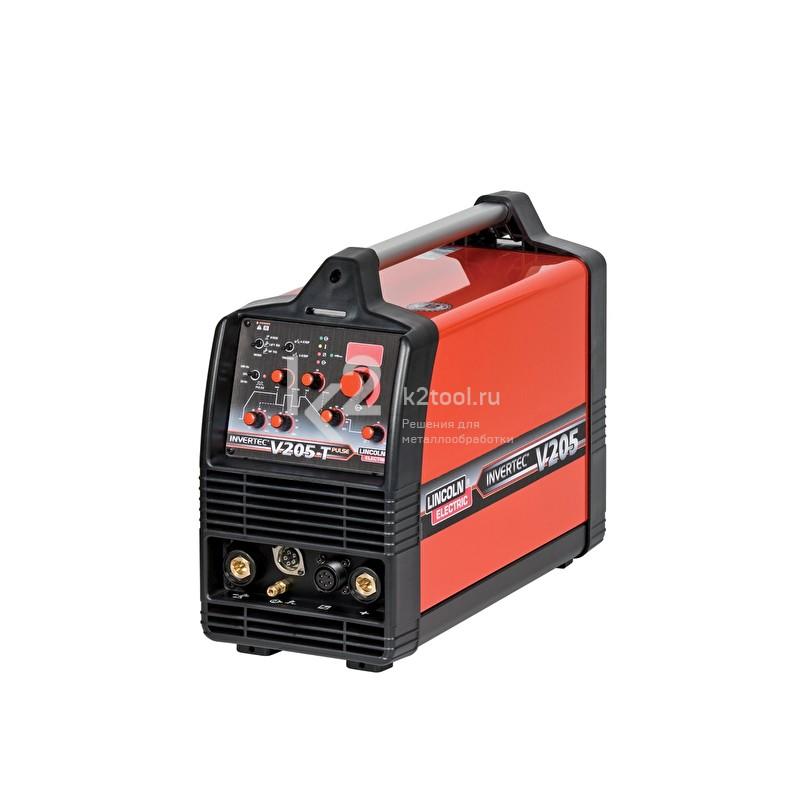 Сварочный инвертор Lincoln Electric Invertec V205-TP
