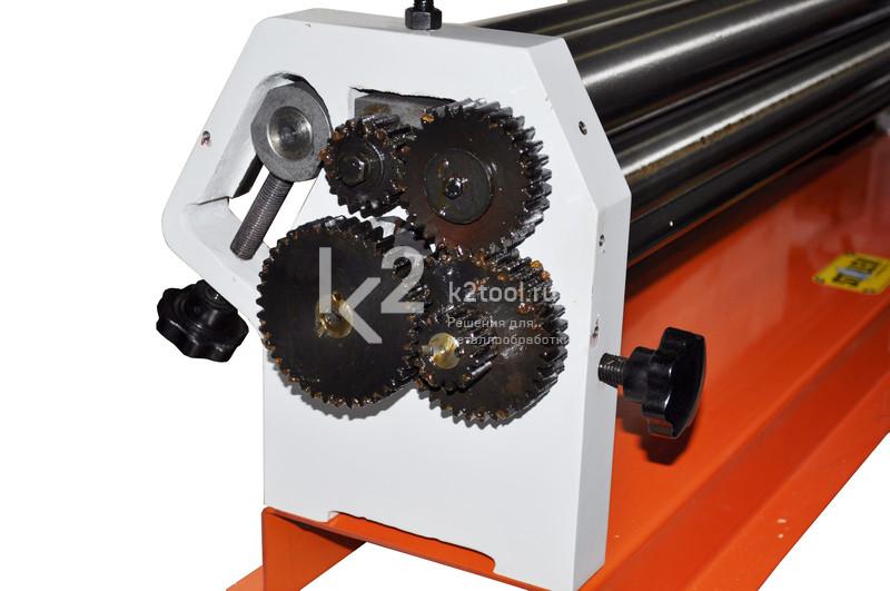 Ручной вальцовочный станок Stalex W01-1.5x1300