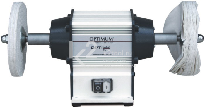 Полировальный станок Optimum GU20P