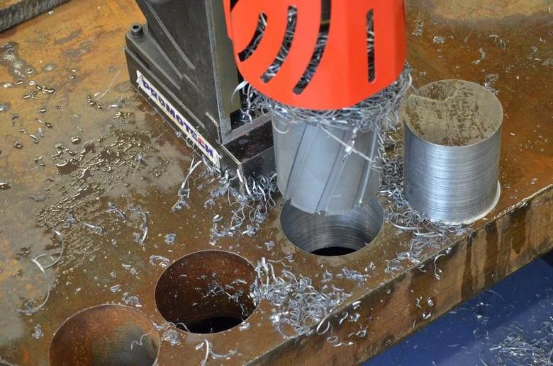 Сверлильный станок на магнитном основании Promotech PRO-112 T