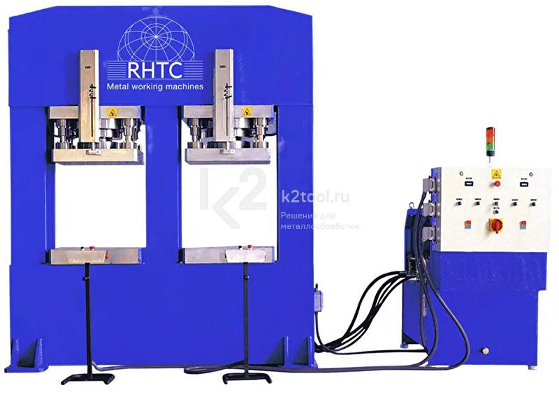 Гидравлический пресс с неподвижным столом RHTC FDV-220