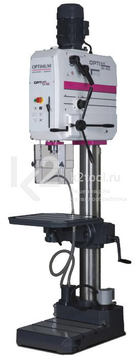 Вертикально-сверлильный станок Optimum DH45G