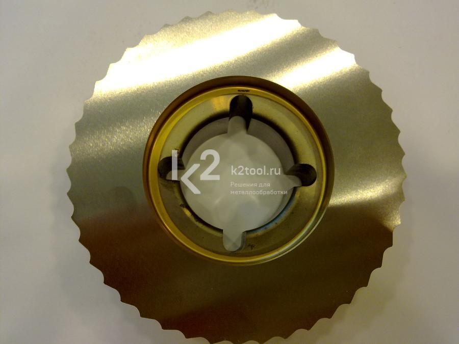 Фреза по металлу Premium для NKO UZ-15 и UZ-18. Вид снизу