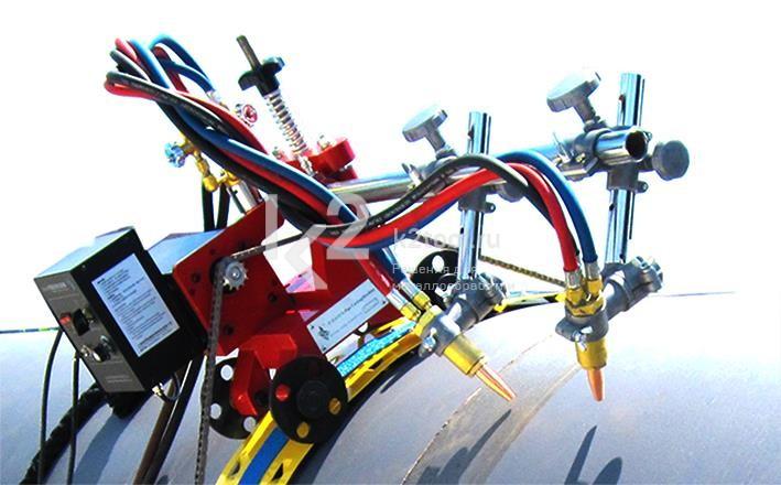 Машины для снятия фаски и резки труб STZQ-1