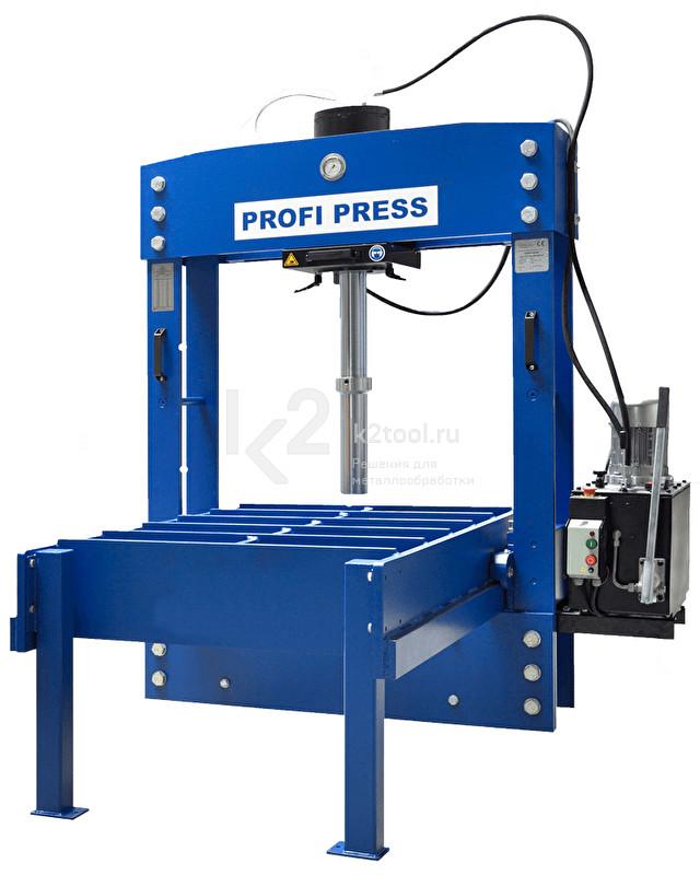 Портальный ручной пресс RHTC PPTL-160