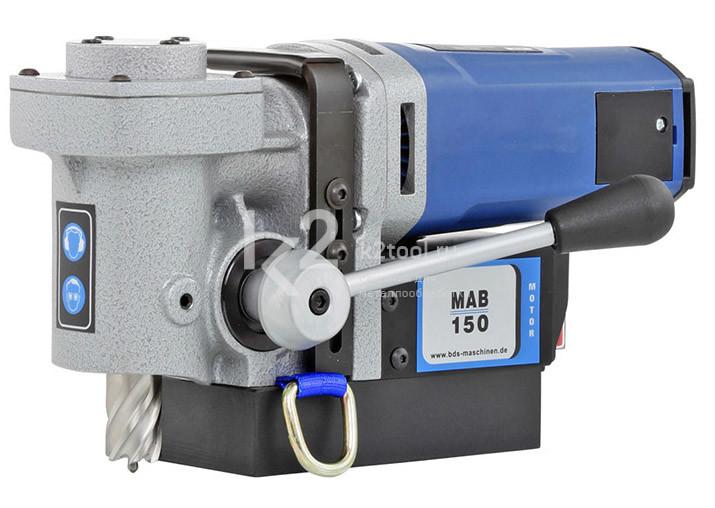 Магнитный сверлильный станок BDS MAB-150